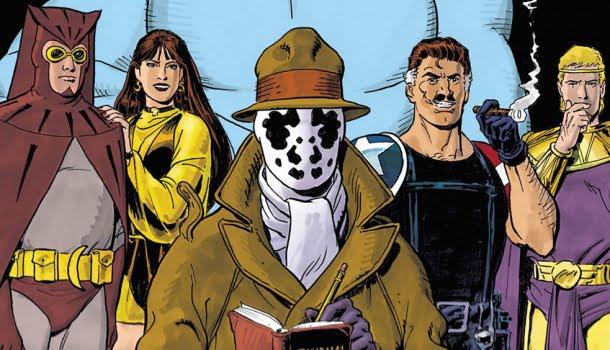 Como vigiar os Watchmen