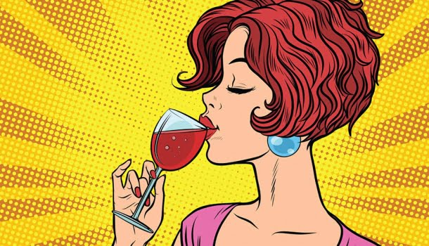 Mulheres inteligentes bebem mais, diz estudo