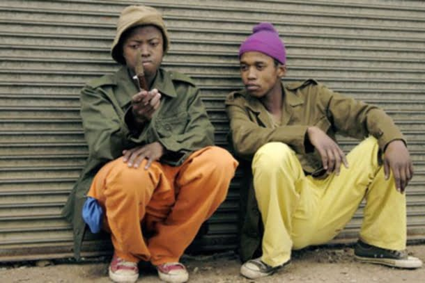 Gangster's Paradise: Jerusalema (2008), Ralph Ziman
