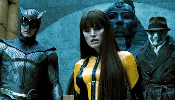 Como Zack Snyder destruiu Watchmen