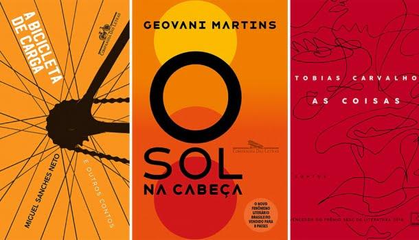 Os 10 melhores livros de contos brasileiros da década