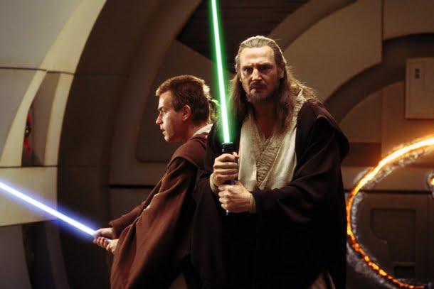Star Wars Episódio I: A Ameaça Fantasma (1999, dirigido por George Lucas)