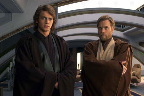 Star Wars Episódio III: A Vingança dos Sith (2005, dirigido por George Lucas)