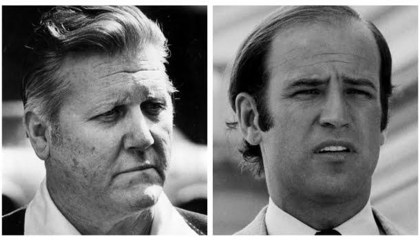 O Irlandês do filme de Scorsese apoiou Joe Biden para o senado em 1972
