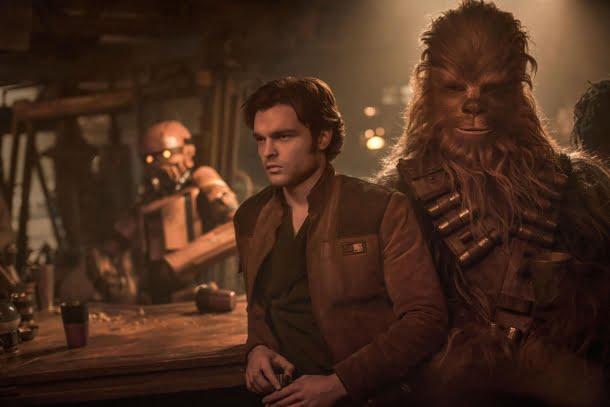 Solo: Uma História Star Wars (2018, dirigido por Ron Howard)