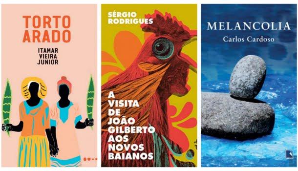 Os 10 melhores livros brasileiros de 2019