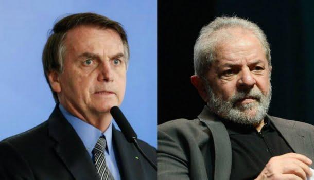 Imbecilização coletiva (o que não sabem é que é possível não gostar de Lula e de Bolsonaro ao mesmo tempo)