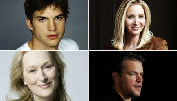 De Meryl Streep a Ashton Kutcher: 9 famosos que possuem QI acima da média e são considerados gênios