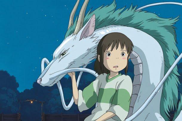 A Viagem de Chihiro (2001), Hayao Miyazaki