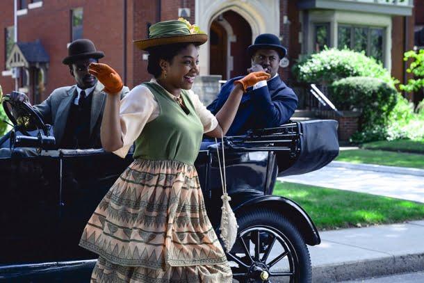 A Vida e a História de Madam C. J. Walker (2020), Nicole Asher