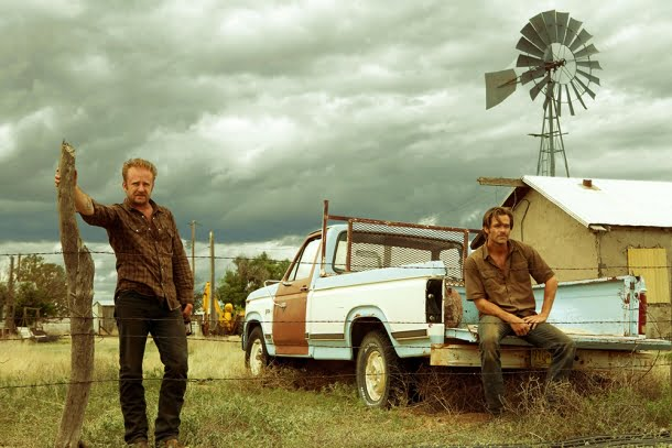 A Hell or High Water (2016), David Mackenzie