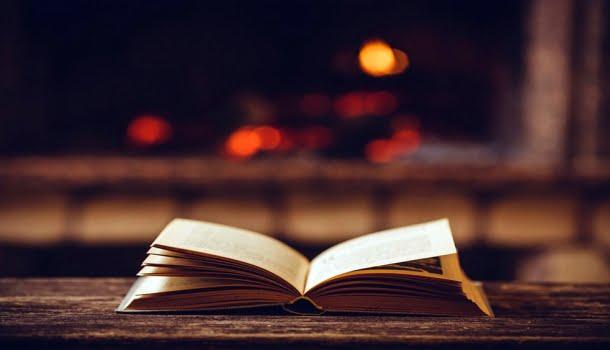 O livro é o melhor amigo do homem