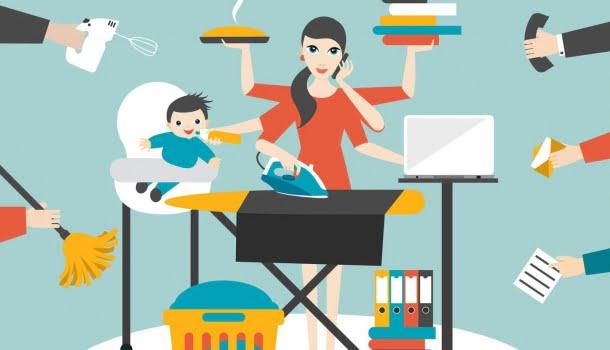 Profissionais, mães, esposas, educadoras, faxineiras! O que mais o confinamento exigirá das mulheres?