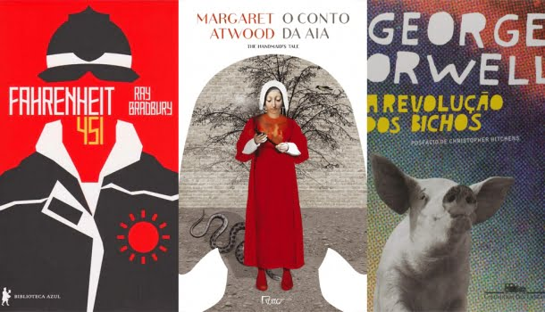 Os 10 livros mais lidos na quarentena