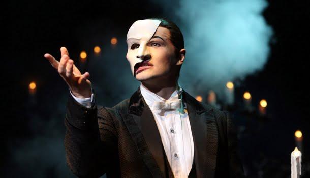 O Fantasma da Ópera e outros musicais famosos da Broadway, gratuitos no YouTube