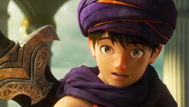 Dragon Quest: Your Story (2019), Takashi Yamazaki e Makoto Hanafusa