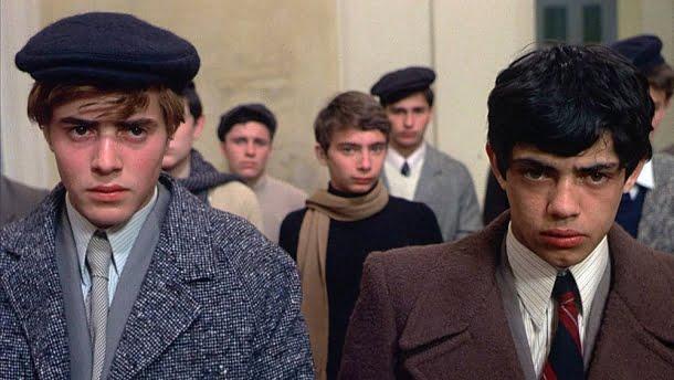 Salò ou os 120 Dias de Sodoma (1976), Pier Paolo Pasolini