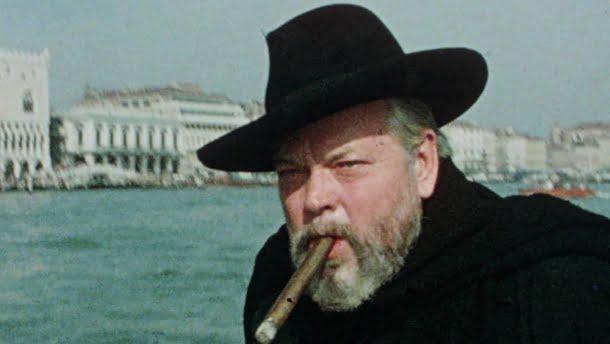 O Outro Lado do Vento (2018), Orson Welles