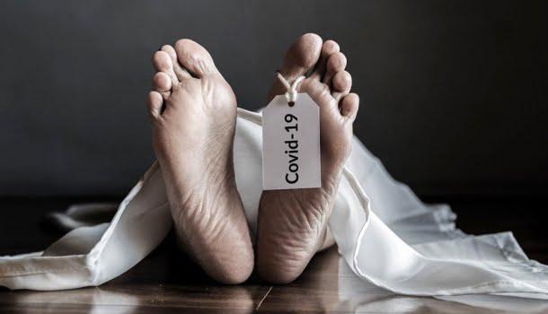 Milhares de mortes pelo Coronavírus. Mas fique tranquilo que só morrem idosos e sedentários, tá ok?