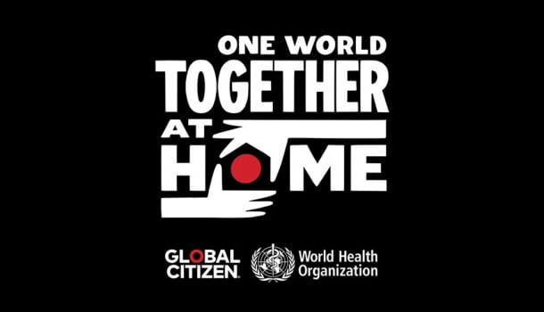 AO VIVO: One World Together At Home