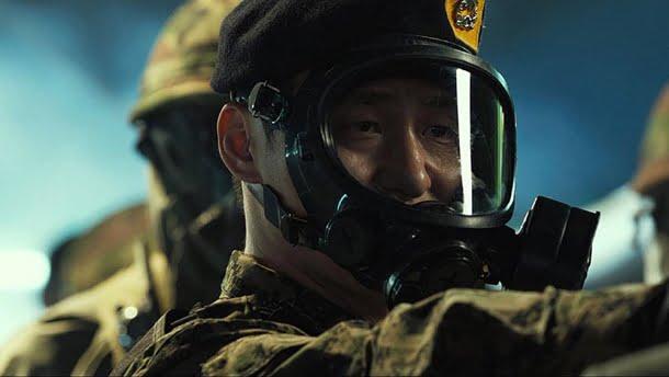 Flu (2013), Kim Sung-su