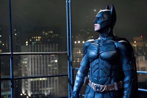 Batman — O Cavaleiro das Trevas Ressurge (2012), Christopher Nolan
