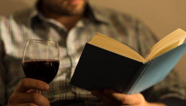 10 livros e 10 vinhos: uma harmonização