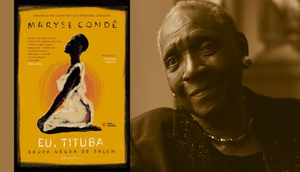 Eu, Tituba: Bruxa Negra de Salem, de Maryse Condé