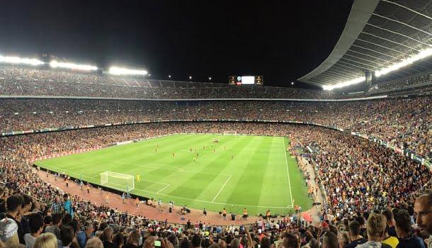A volta do futebol europeu