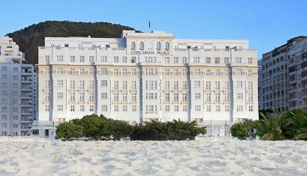 10 curiosidades sobre o Copacabana Palace