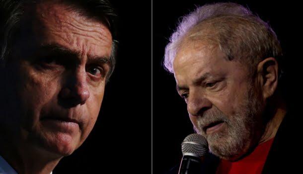 Lulismo x Bolsonarismo: não há falsa simetria, são atitudes iguais praticadas por lados opostos