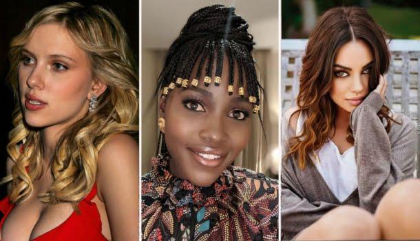 As 12 mulheres mais bonitas do mundo em 2020