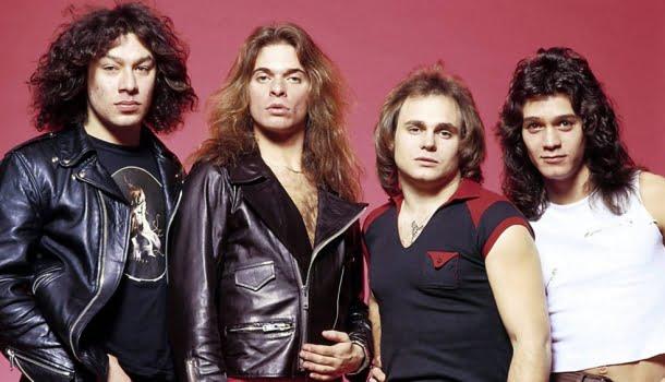 Todos as músicas do Van Halen em ordem cronológica