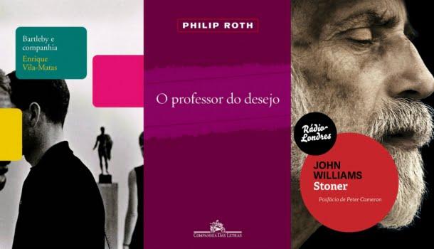 10 livros de ficção que todo professor deveria ler
