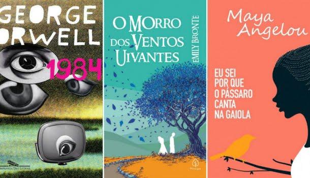 Black Friday de verdade: 10 livros clássicos necessários por até R$ 21,00