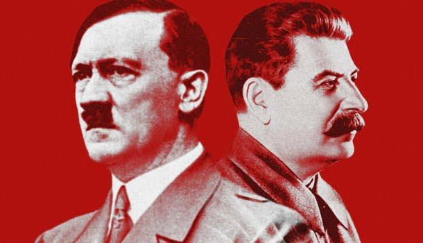Irmãos siameses: livro resgata a história do pacto entre a Stálin e Hitler