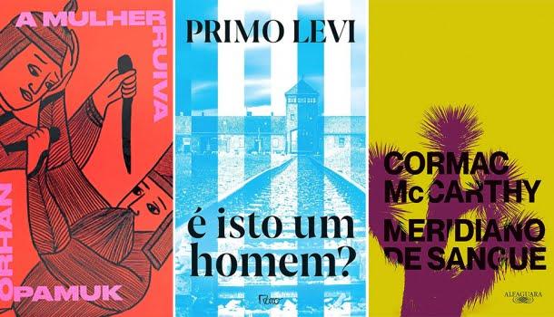 Os 15 livros mais impactantes da história da literatura