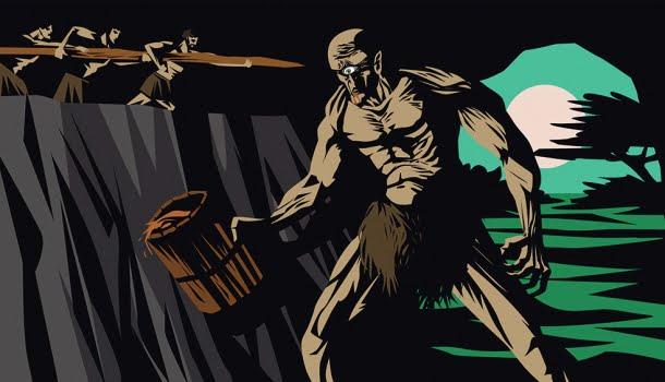 Histórias desconhecidas da mitologia: Odisseu e Polishop