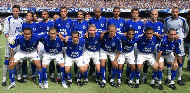 Crédito: Cruzeiro Esporte Clube / Reprodução