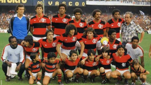 Crédito: Clube de Regatas do Flamengo / FERJ / Reprodução