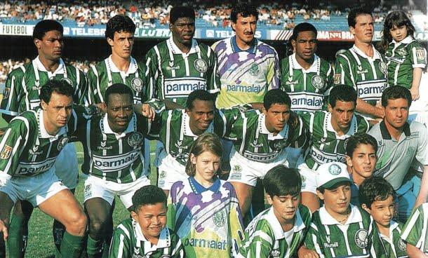 Crédito: Sociedade Esportiva Palmeiras / Reprodução