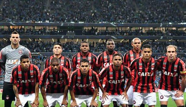 Crédito: Club Athletico Paranaense / Reprodução