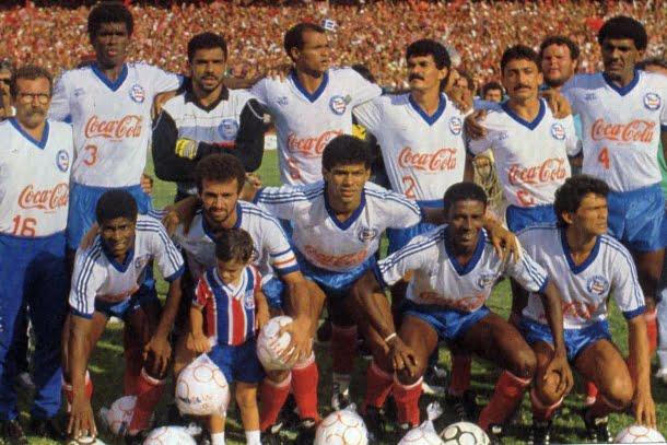 Crédito: Esporte Clube Bahia / Reprodução