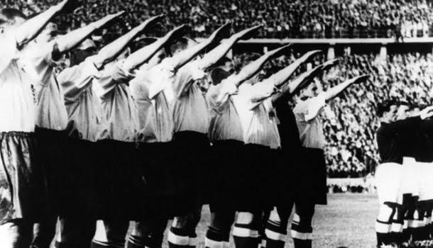 Sobre Copa América, política e nazismo