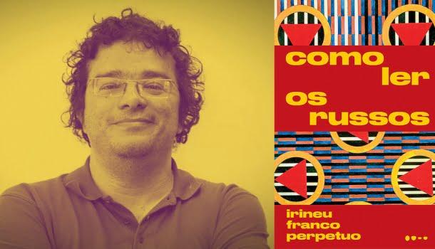 Brasileiro publica um 'google' cult do melhor da literatura russa