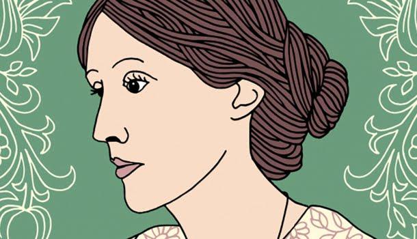 Um Teto Todo Seu,  de  Virginia Woolf
