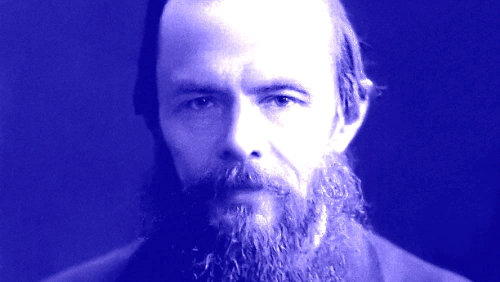 Dostoiévski é a prova de que há salvação para o homem. Até o último instante