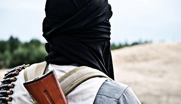 Como virar um talibã jihadista muito fashion