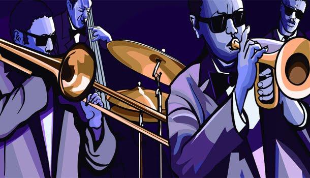 A maior banda de jazz de todos os tempos