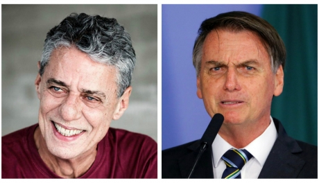 Daqui a 100 anos, quem será lembrado: Chico Buarque ou Bolsonaro?